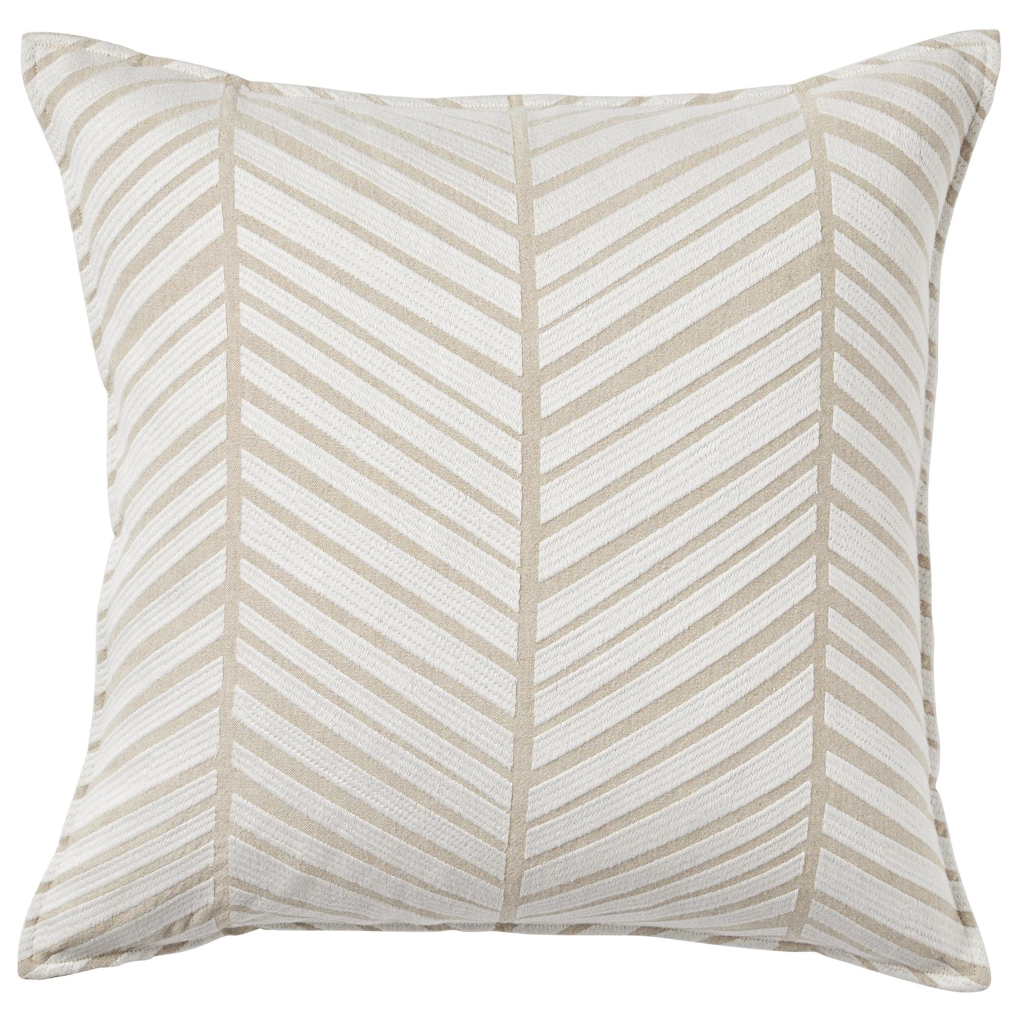Sand Malaga Cotton Cushion