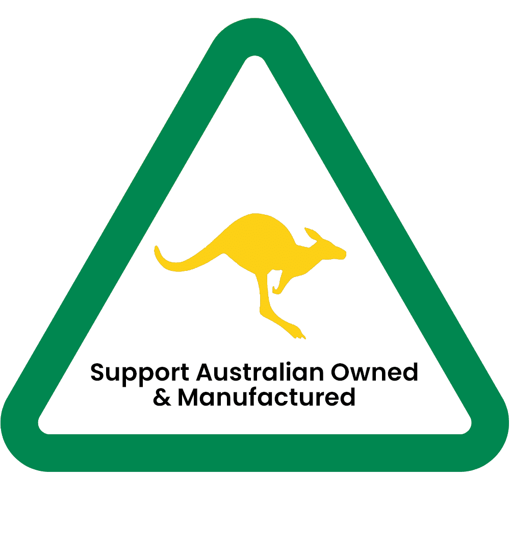 Support Australian Owned & Manufactured